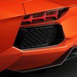 Lamborghini Aventador Bumper